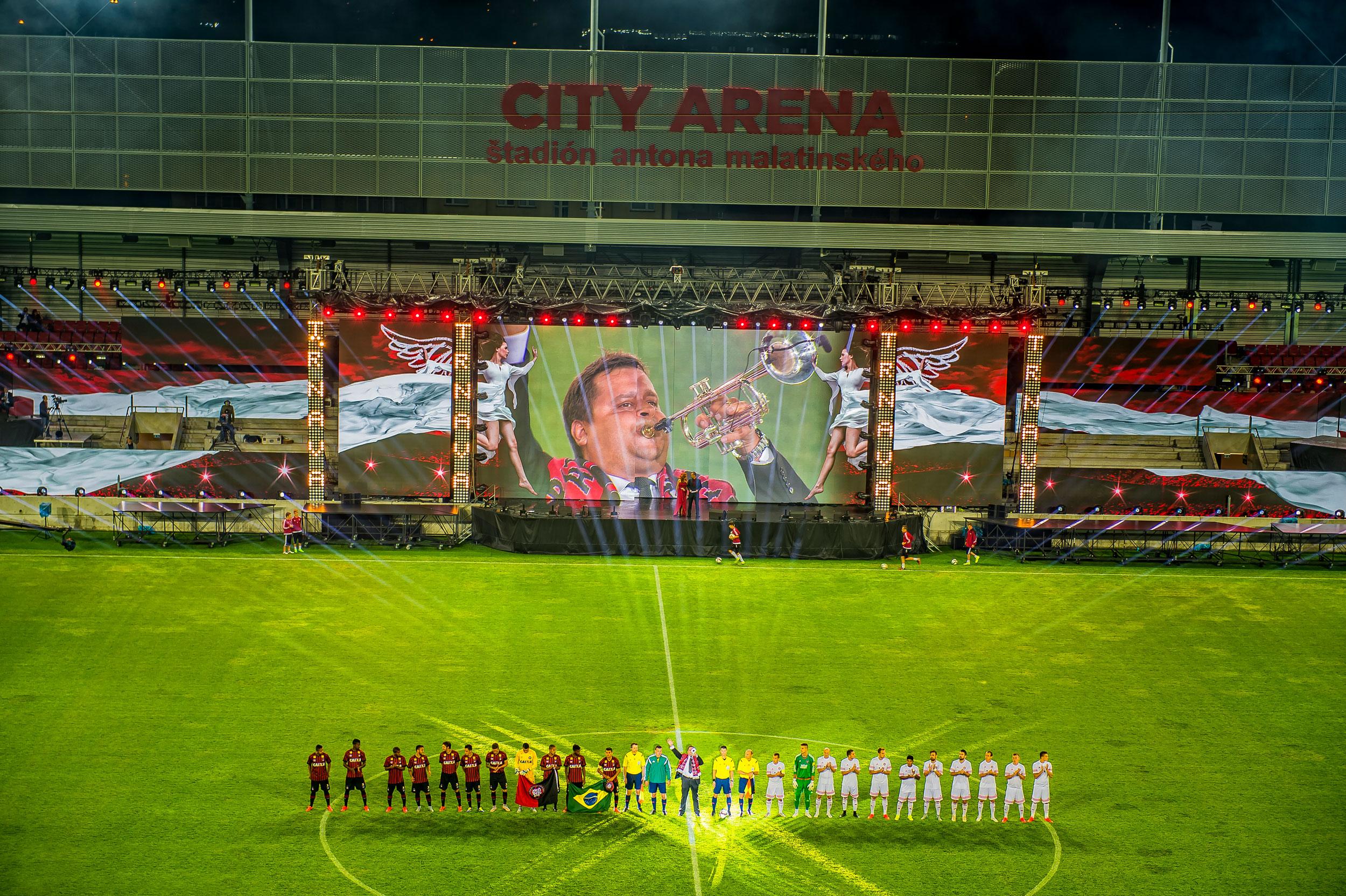 city arena